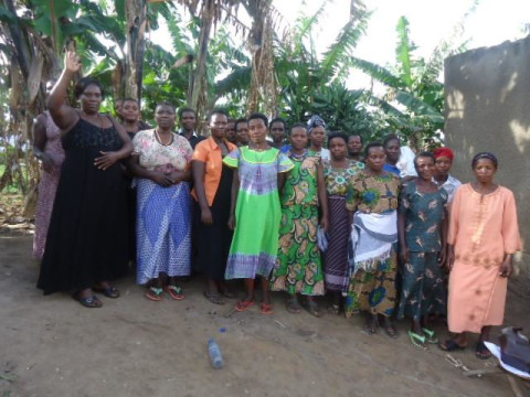 photo of Rukunyu Tweyimukye Group
