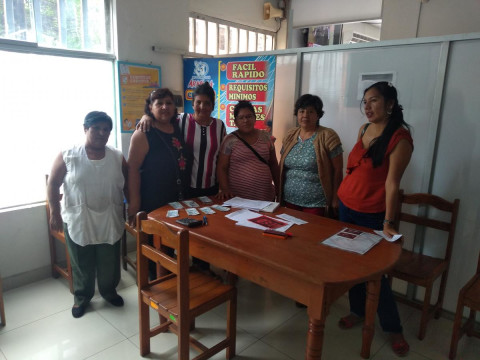 photo of Los Rosales De Quillabamba Group