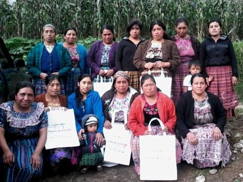 photo of Maya Kiche Group