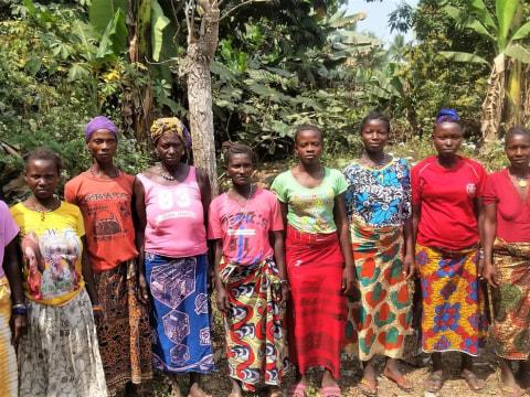 "photo of ""grace"" Female Farmers Group"