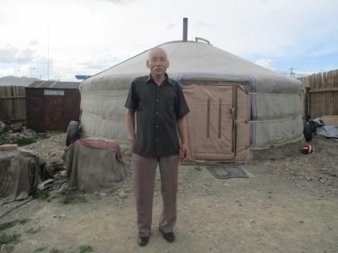 photo of Khalzankhuu