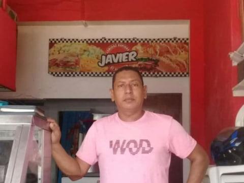 photo of Javier Del Cristo