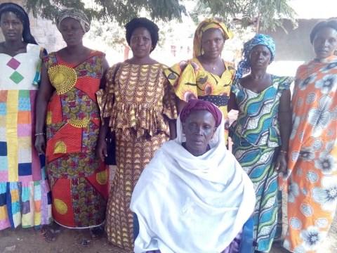 photo of Fatoumata's Group