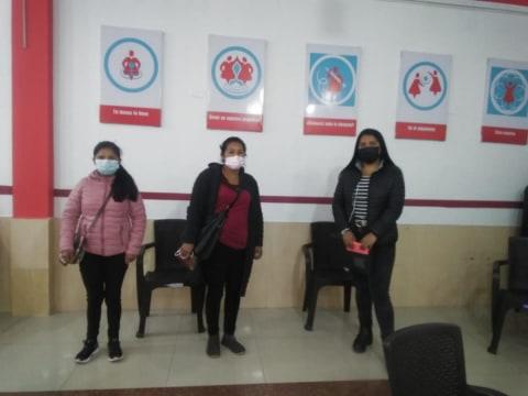 photo of Juntas Aprendemos Group