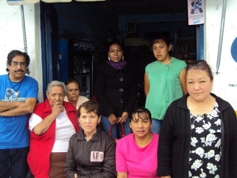 photo of Cuauhtémoc Group
