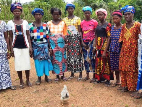 photo of Iye's Best Female Farmers Group