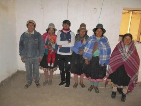 photo of Virgen Inmaculada Group