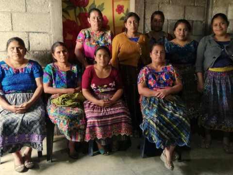 photo of Mujeres Kaqchikeles Sumpango Group