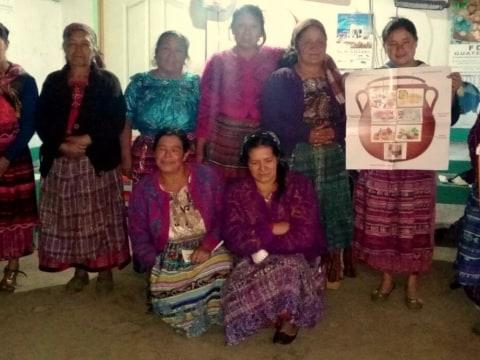 photo of Las Florecitas De Palomora Group