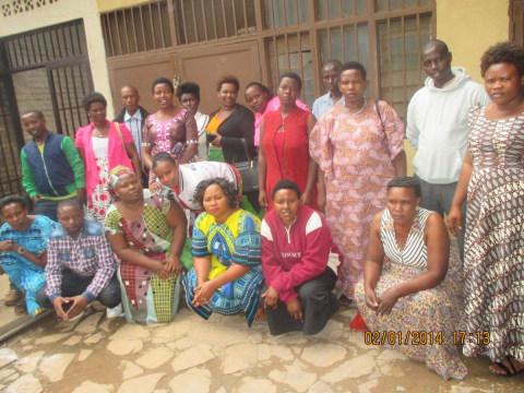 photo of Abahirwa Cb . Group