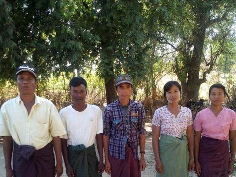 photo of Myay Pyar Kan-4 (B) Village Group