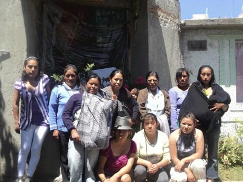 photo of La Union De Mujeres Group