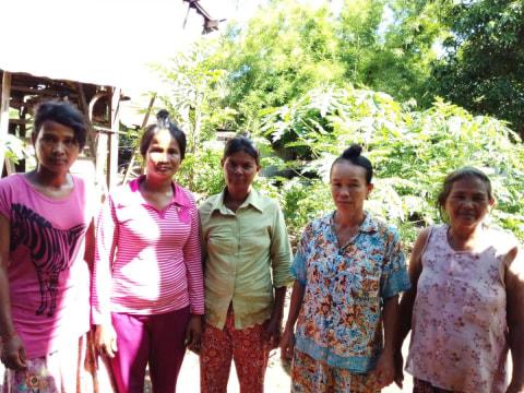 photo of Sok Kea's Group