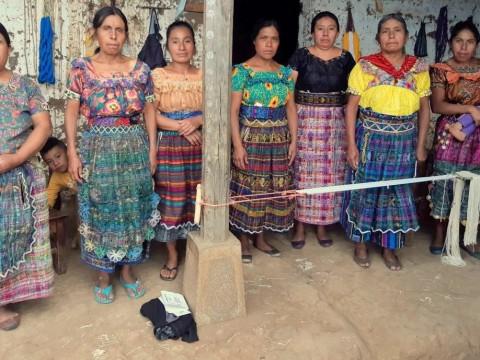 photo of Las Flores De Chiaj Group