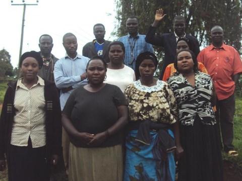 photo of Hima Agahikaine- Group