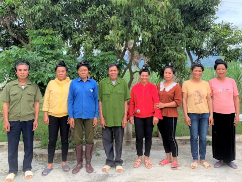 photo of Thanh Yen 45 Group