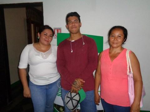 photo of Medardo Andino Group