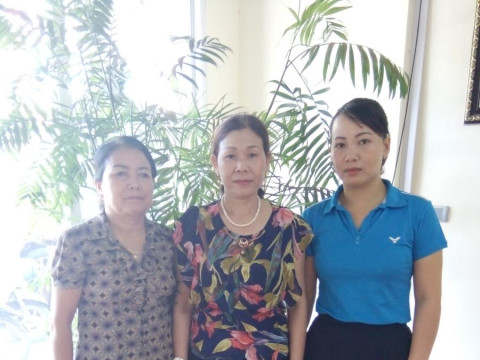 photo of Huong's Group
