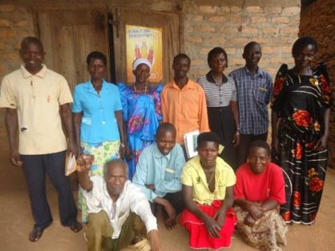 photo of Kiguhyo Tweimukye Group