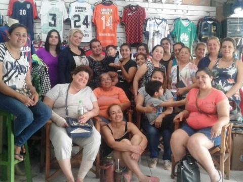 photo of Kuña Mbarete Group