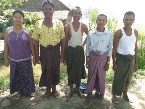 photo of Pyapon Ta Man – 2 (A) Village Group