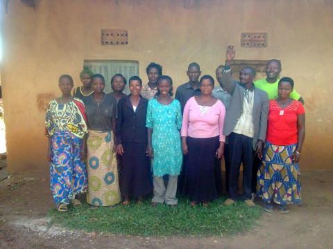photo of Rwensigyire Tukwatanise Group