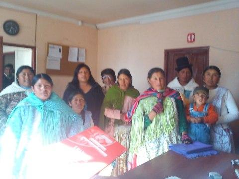 photo of Perlitas De Franz Tamayo Group