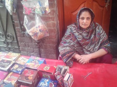 photo of Shamim Akhtar