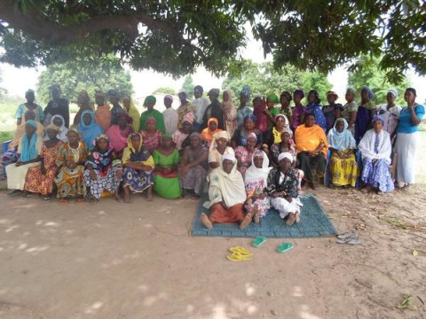 photo of Fatoumata Amadou's Group