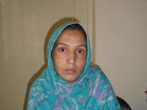 photo of Samina Bibi