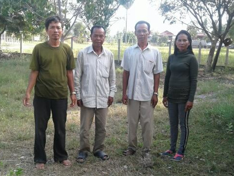photo of Chhuen's Group
