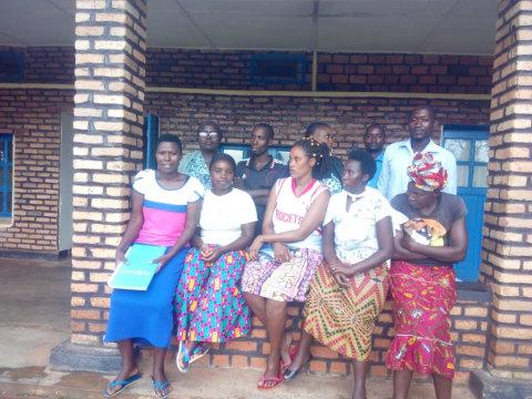 photo of Abishyizehamwe Kabeza V008 Group