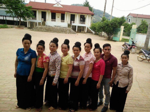 photo of Khanh's Group