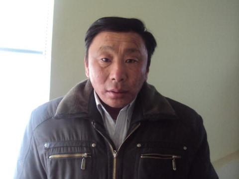 photo of Byambabaatar