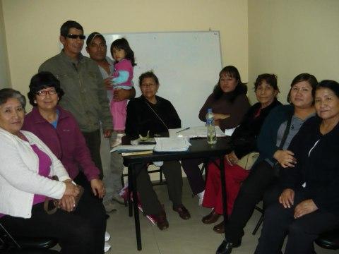 photo of Amistad Y Paz Group