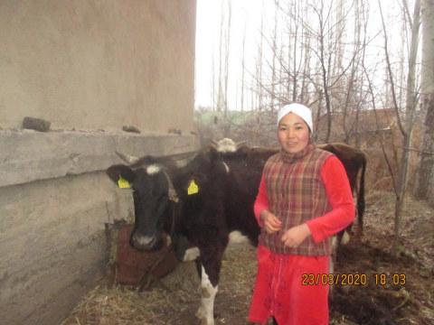 photo of Meerim