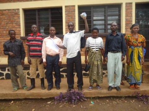 photo of Duhurizehamwe/Cyamura Group
