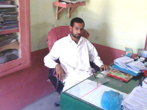 photo of Arshad