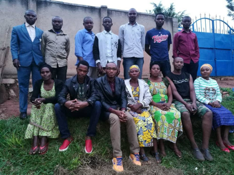 photo of Twishyirehamwe Cb Sub Grp A Group