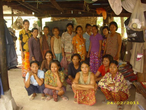 photo of Mrs. Mom Village Bank Group