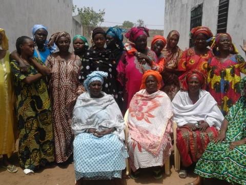 photo of Ndiougou's Group