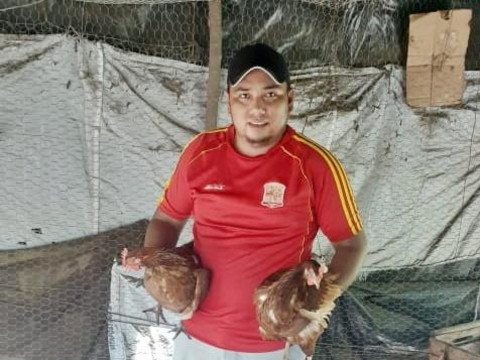 photo of Kenny De Jesús