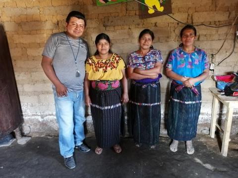 photo of Chuiwonabaj Las Amigas Group