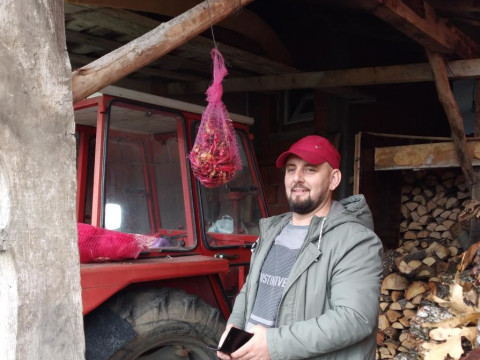 photo of Fisnik