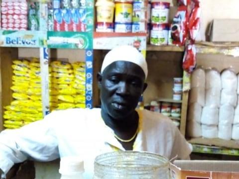 photo of Bassirou