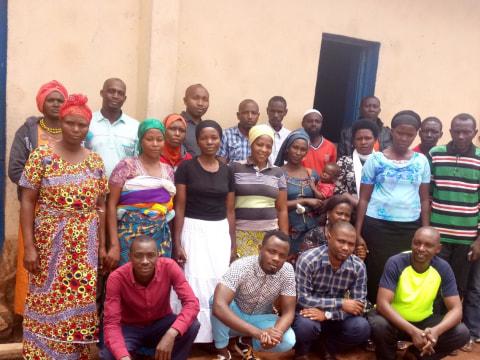 photo of Murambi Abadahigwa Cb 2 Group