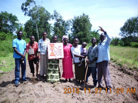 photo of Wakhungu's Group