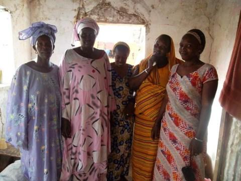photo of Djiguéne Bakhna 40 Group