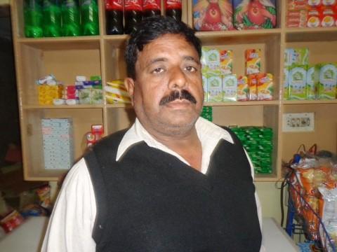 photo of Rafiq Masih