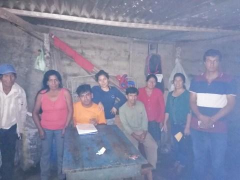 photo of San Antonio Echarate Group